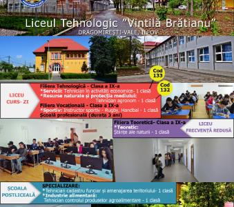 Liceul Vintila Bratianu